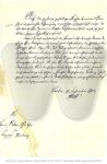 1904 - GÖTHE - Berka (Brief)